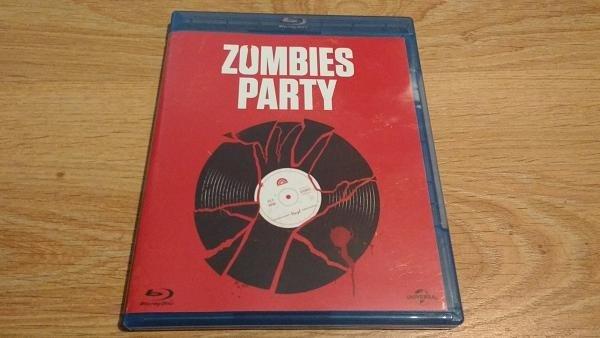 Zombies Party: Análisis de la edición en Blu-ray