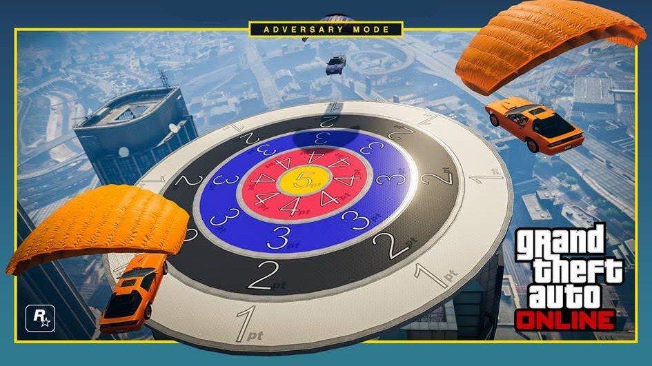 Grand Theft Auto Online presenta un nuevo modo para los adictos al riesgo