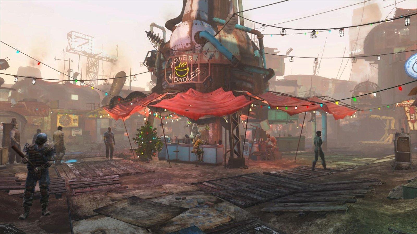 Fallout 4 tiene una triste historia sobre una hermana secuestrada