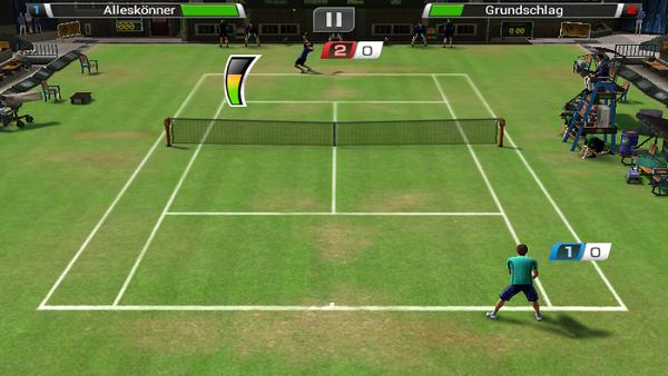 SEGA Forever incluirá a Virtua Tennis Challenge en su colección