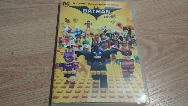Batman: La LEGO Película: Análisis de la edición en DVD