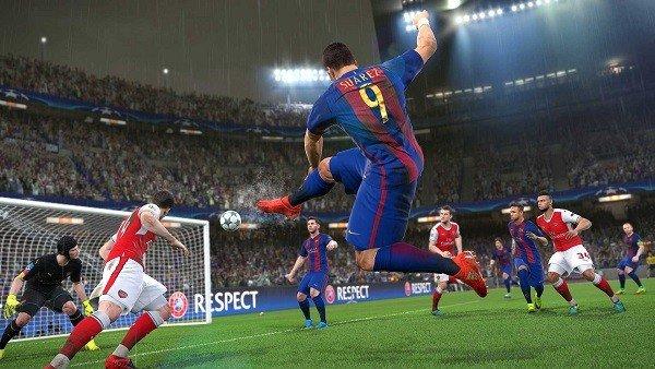 Pro Evolution Soccer 2018 elige a Luis Suarez como portada en Europa