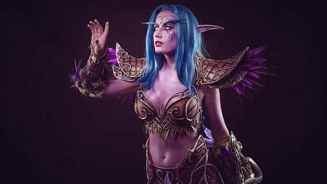 World of Warcraft nunca ha sido más real que con este cosplay de Tyrande