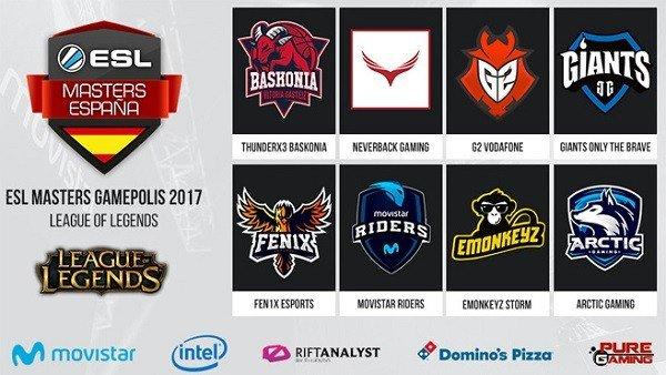 Gamepolis 2017 ofrece todos los detalles de ESL Arena