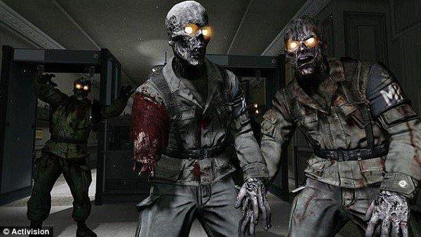 Call of Duty: WWII afirma que el tráiler del modo zombies filtrado no está completo