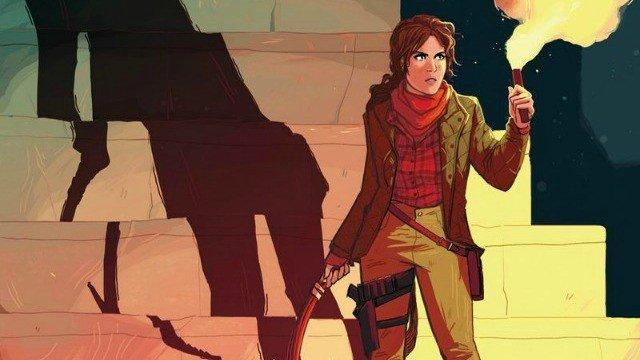 Tomb Raider tendrá una nueva versión en cómic