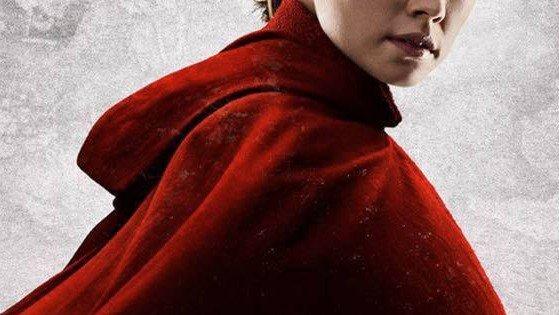 Star Wars: Los últimos Jedi presenta sus nuevos pósters