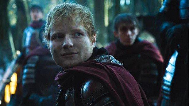 Juego de Tronos: Ed Sheeran protagoniza un divertido cameo en el arranque de la séptima temporada