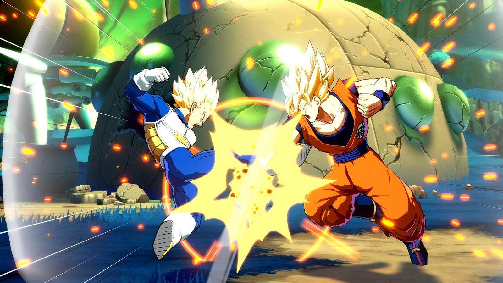 Dragon Ball FighterZ tiene una posibilidad de llegar a Switch