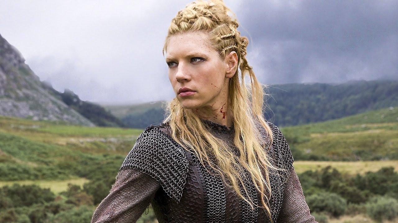 Call of Duty: WWII ficha a una actriz de Vikingos