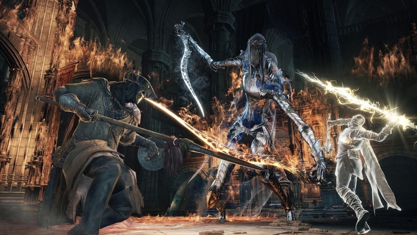 Dark Souls 3 y el lore tras uno de sus mejores jefes