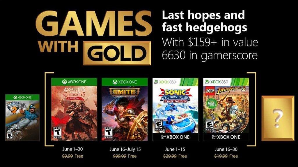 Microsoft Alemania Desvela Los Juegos Gratuitos De Games With Gold