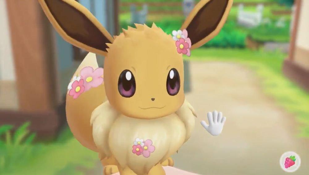 Pokémon Let's GO Pikachu!/Eevee! 6