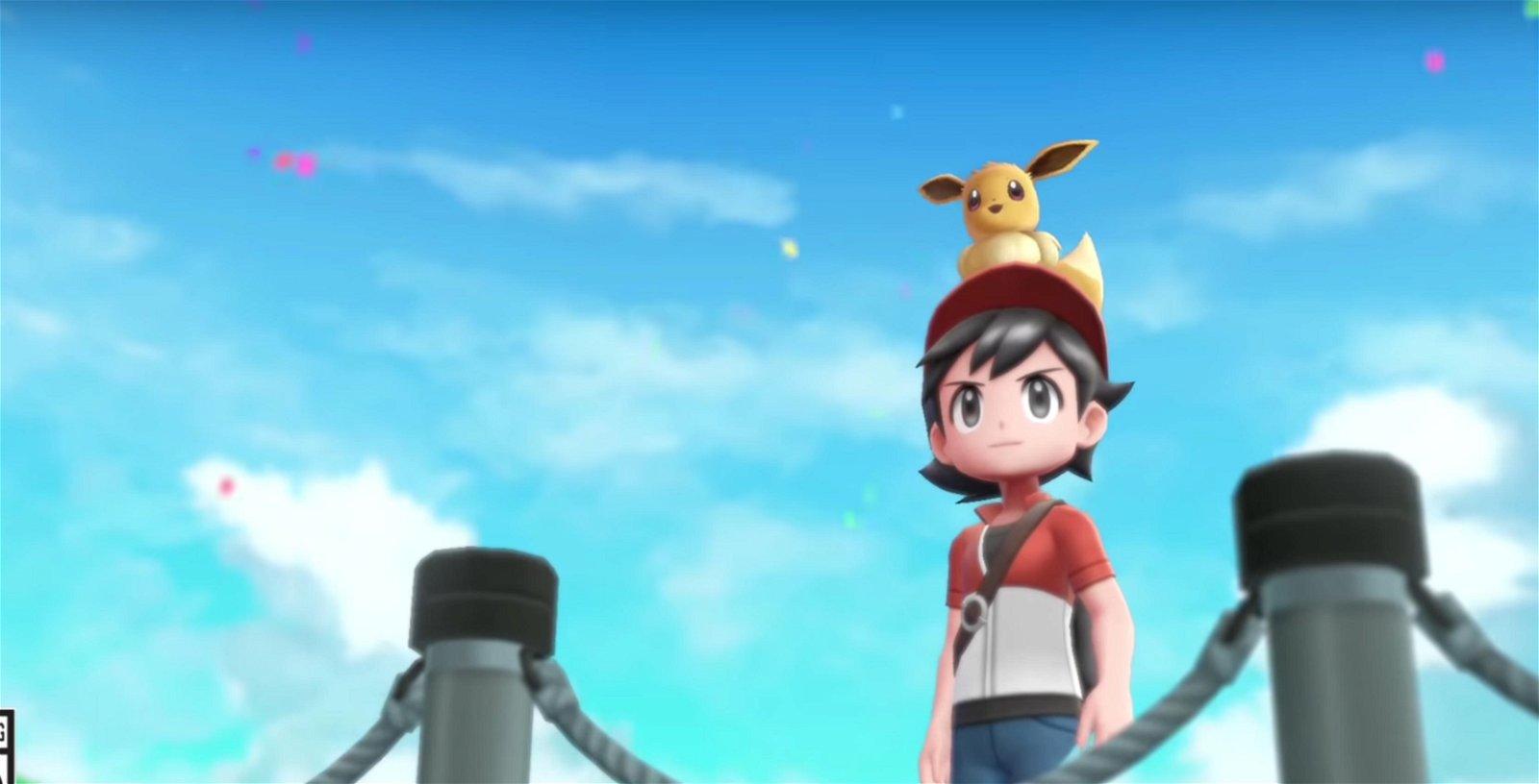 Pokémon Let's GO Pikachu!/Eevee! 3