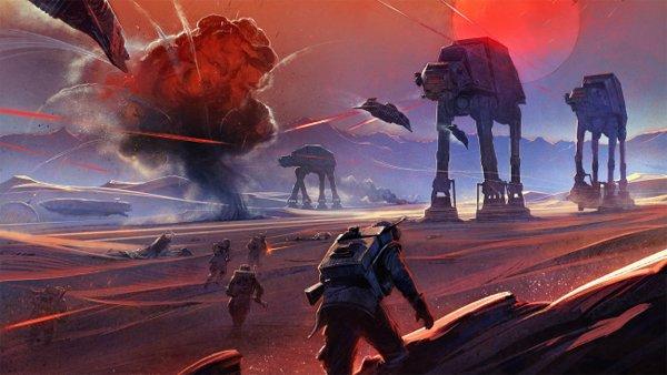 Los mejores artes conceptuales de videojuegos