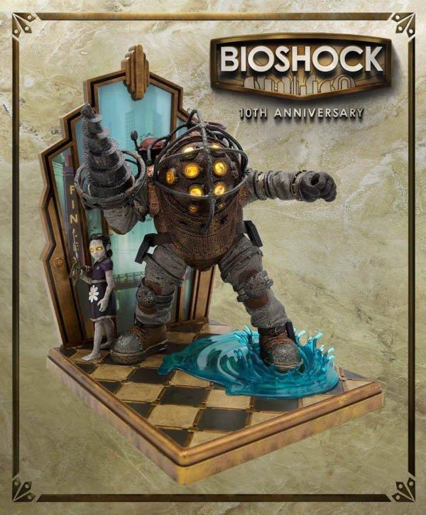 Bioshock celebra su décimo cumpleaños con una edición especial