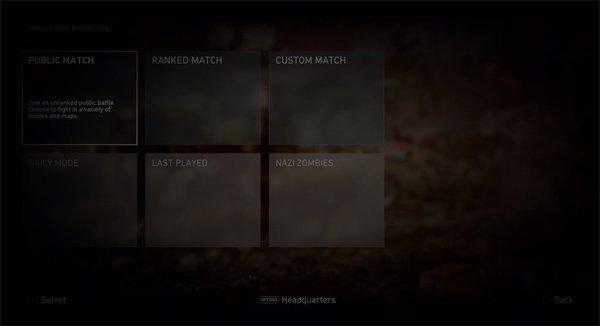 Call of Duty: WWII revela nueva información sobre sus listas de juego