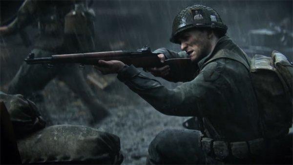 Call of Duty: WWII publica un tráiler de su modo historia
