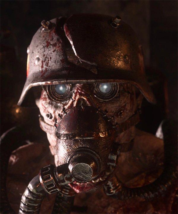 Call of Duty: WWII muestra nuevas imágenes de su modo Zombies Nazis