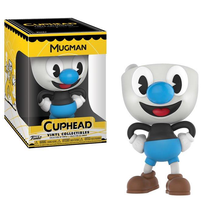 Cuphead: Se anuncian sus figuras Funko