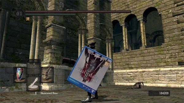 Dark Souls tiene un nuevo mod que añade al cazador de Bloodborne