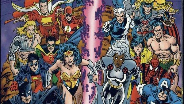 DC Comics explica por qué es imposible un crossover con Marvel