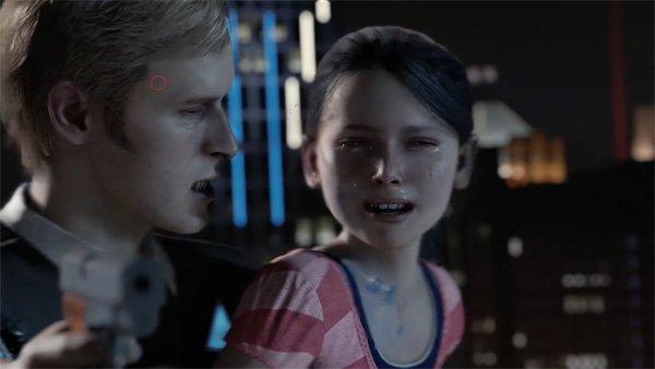 Detroit: Become Human presenta un nuevo gameplay