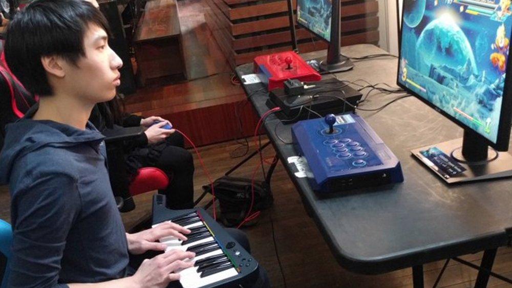 Resultado de imagen para greg piano gamer