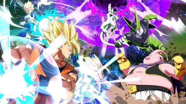 Dragon Ball FighterZ revela las capacidades de cada personaje