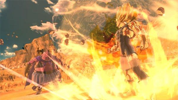 Dragon Ball Xenoverse 2 permite desbloquear la historia del juego original en Nintendo Switch