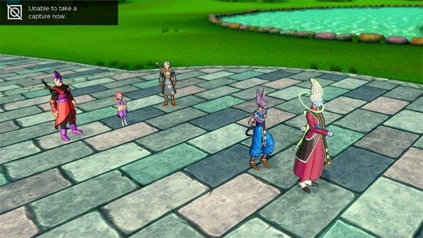 Dragon Ball Xenoverse 2 no permitirá hacer capturas en Switch durante las escenas de vídeo