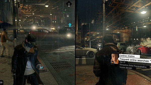 Watch Dogs Last Mission Gameplay