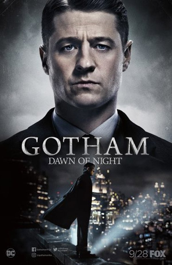 La serie de Gotham contará con Batman en su cuarta temporada