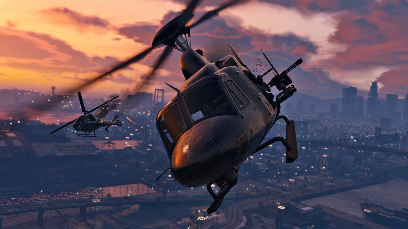 Grand Theft Auto Online recibe una avioneta clásica con su último parche