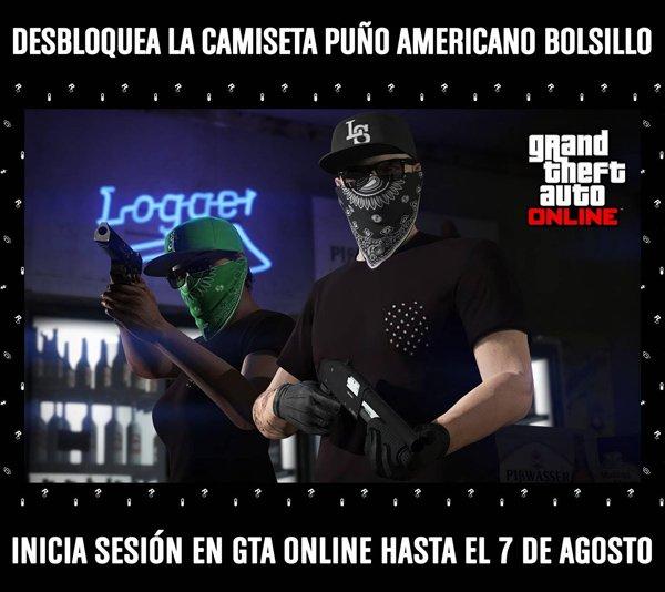 GTA Online ofrece doble experiencia y otros contenidos por tiempo limitado