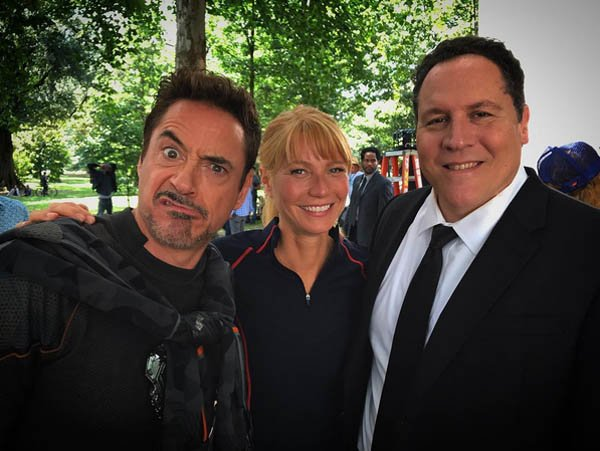 Vengadores 4 puede haber revelado un spoiler referente a Iron Man