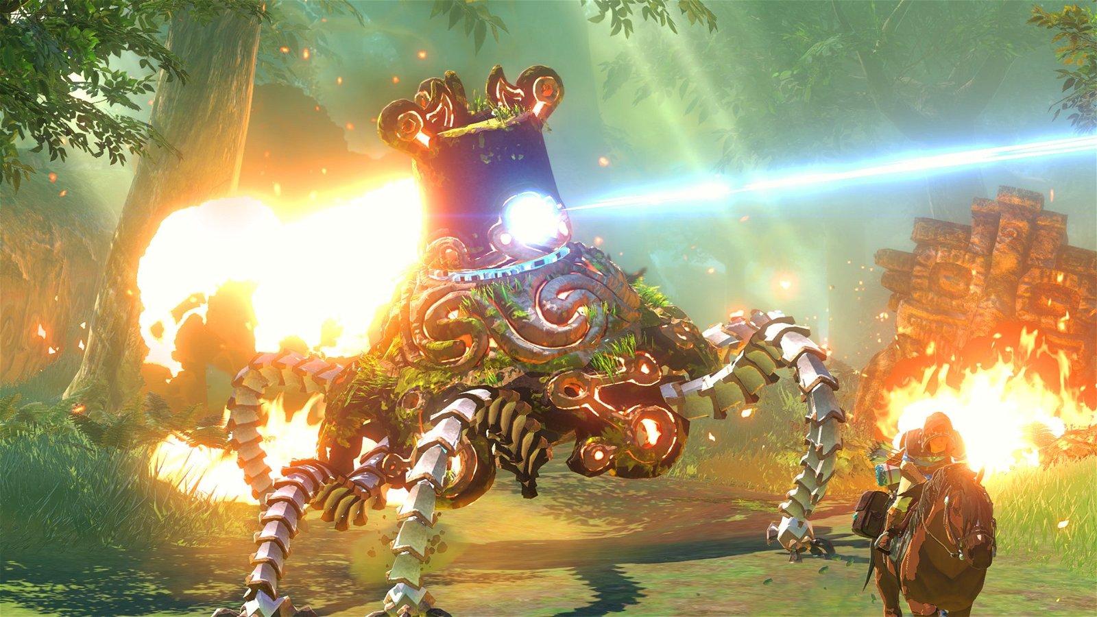 The Legend of Zelda: Breath of the Wild tendrá una figura Nendoroid ...