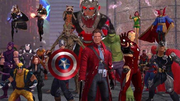Los mejores videojuegos de Marvel