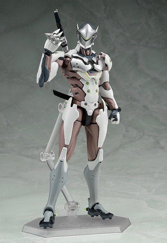 Overwatch presenta su nueva figura de Genji