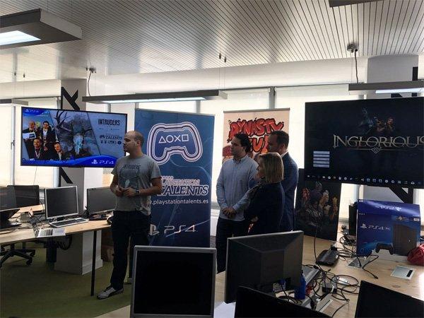 Made in Spain: PlayStation Talents finaliza su gira por España
