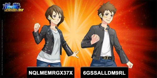 Pokkén Tournament DX ofrece varios códigos promocionales para obtener prendas gratis