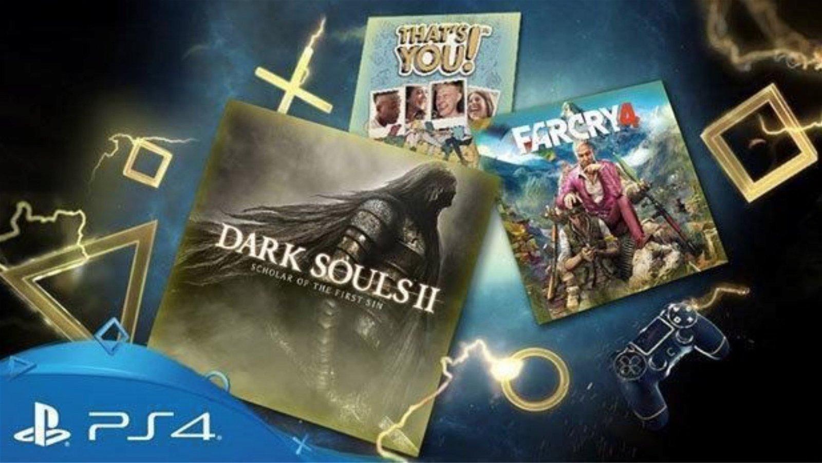 Playstation Plus La Filtracion De Los Juegos Gratis De Febrero Era