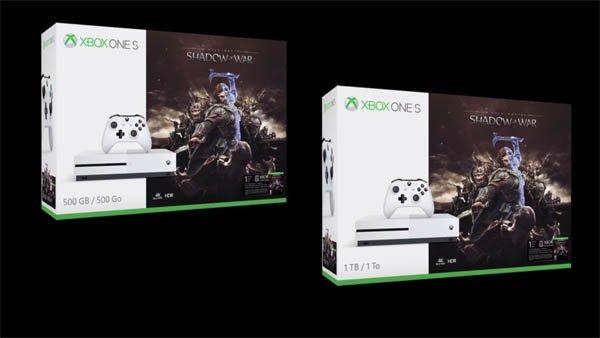 Gamescom 2017: La Tierra Media Sombras de Guerra presenta nuevo tráiler y packs de Xbox One S