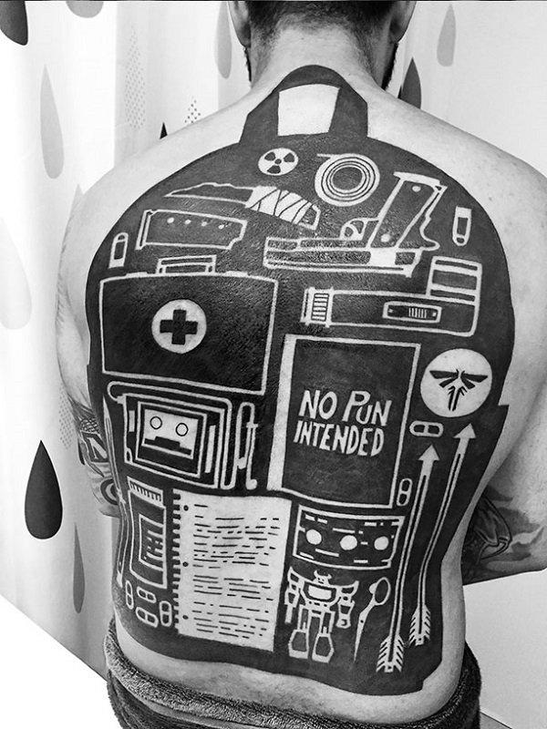 The Last of Us protagoniza un curioso tatuaje