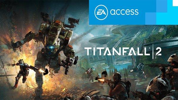 Titanfall 2 ya está disponible en EA Access y Origin Access