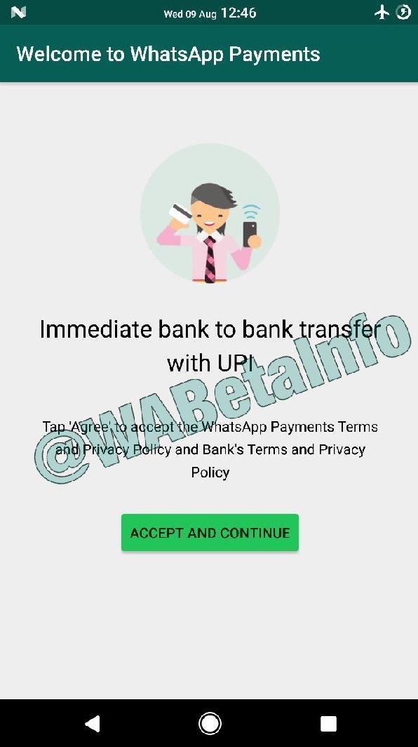 WhatsApp: Su última beta permite enviar y recibir dinero