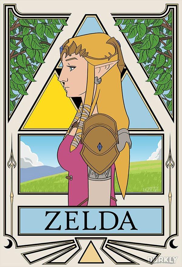 The Legend of Zelda: Descubre qué personaje eres según tu signo del Zodiaco
