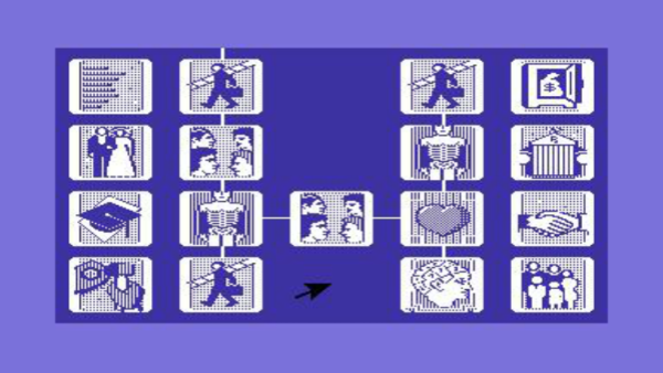 ¿SABÍAS QUE… un psicólogo creó un juego de ordenador que imitaba a la vida misma?