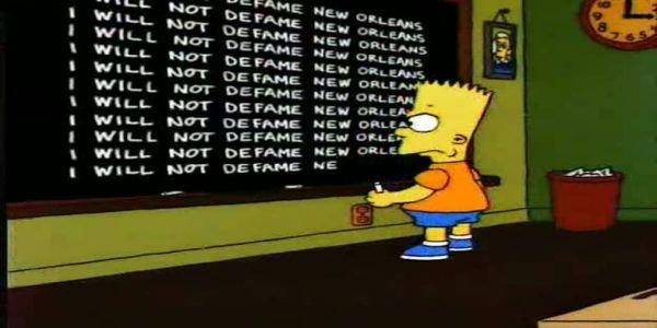 Los Simpson: 15 episodios que fueron censurado 14