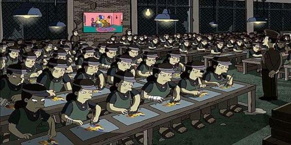 Los Simpson: 15 episodios que fueron censurados 2
